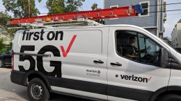 Verizon G5 Start USA