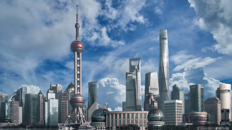 investments shanghai China photo